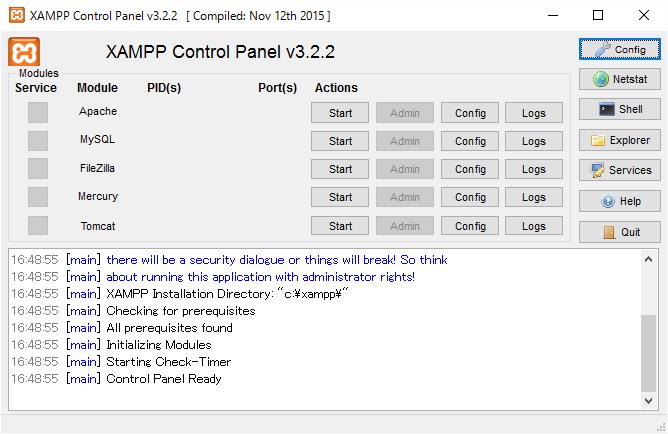 xampp-control